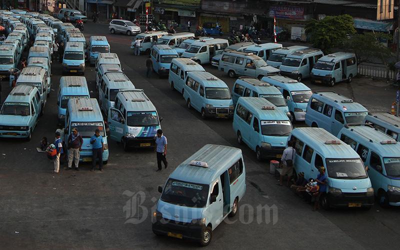 WFH Jadi Tantangan BPTJ Pacu Tingkat Penggunaan Angkutan Umum